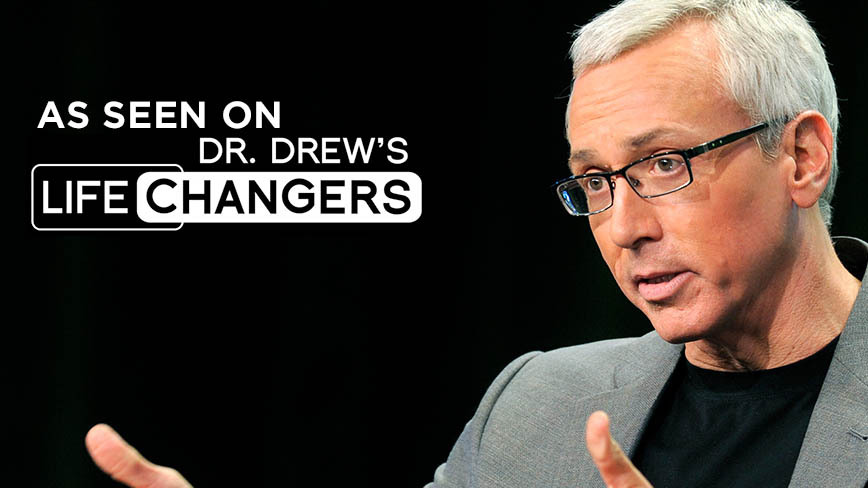 Radio Connection on Dr. Drew's Lifechangers